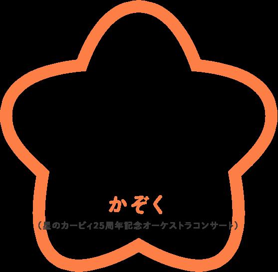 かぞく (星のカービィ25周年記念オーケストラコンサート)